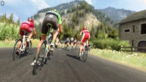 دانلود بازی شبیه سازی و ورزشی Pro Cycling Manager 2017 برای PC