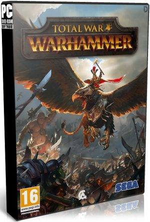 دانلود بازی Total War WARHAMMER برای PC (نسخه STEAMPUNKS)