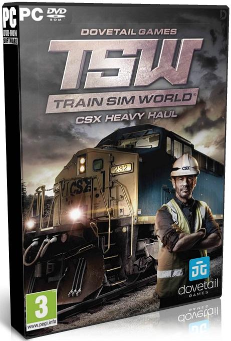 دانلود بازی Train Sim World CSX Heavy Haul برای PC با لینک مستقیم