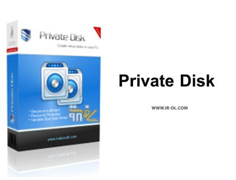دانلود نرم افزار قدرتمند دیسک مجازی برای حفاظت از اطلاعات KaKa Private Disk