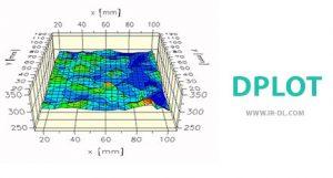 دانلود DPlot نرم افزار کاربردیطراحی و رسم گراف های دوبعدی و سه بعدی