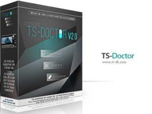 TS-Doctor v2.0.80 نرم افزار تبدیل و ویرایش فایل های TS ضبط شده از گیرنده های تلویزیونی