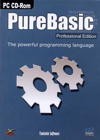 PureBASIC نرم افزار برنامه نویسی بیسیک. PureBASIC را از ایرانیان دانلود دریافت کنید