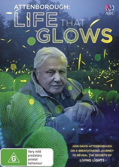 دانلود مستند حیاتی که می درخشد - Attenboroughs Life That Glows 2016 دوبله فارسی