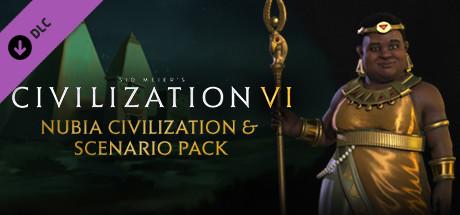 دانلود بازی Civilization VI Nubia Civilization and Scenario Pack برای PC