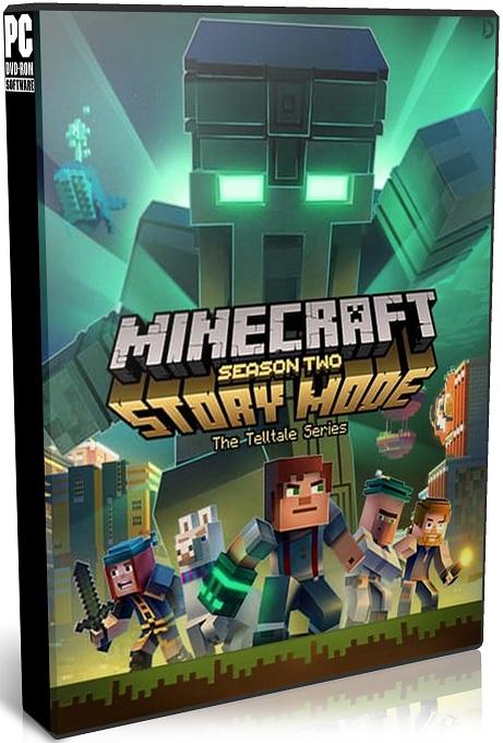 دانلود بازی Minecraft Story Mode Season Two Episode 1 برای PC