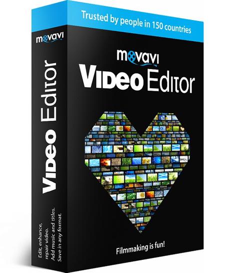 Movavi Video Editor 12.1.0 ویرایشگر ساده و حرفه ای ویدیوها . ایرانیان دانلود