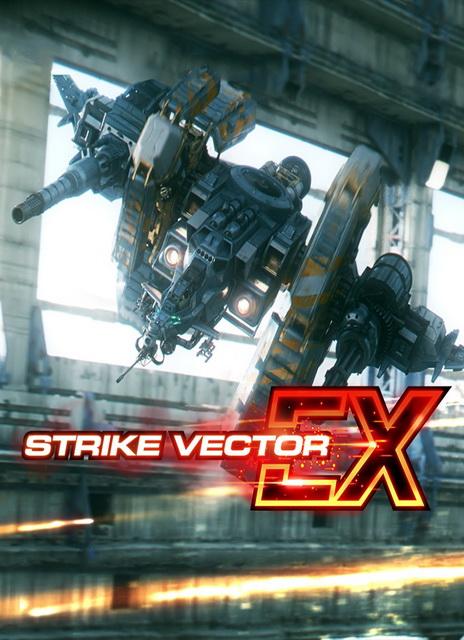 دانلود بازی Strike Vector EX برای PC با لینک مستقیم و به صورت کاملا رایگان