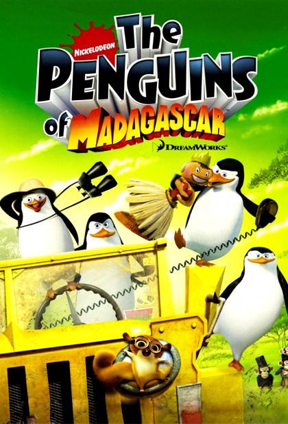The Penguins of Madagascar - دانلود انیمیشن زیبای The Penguins of Madagascar