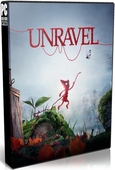 دانلود بازی Unravel برای PC با لینک مستقیم (نسخه STEAMPUNKS)