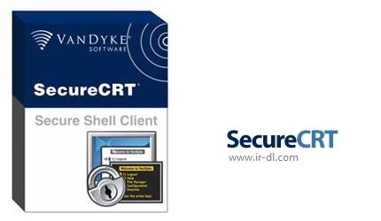 VanDyke SecureCRT v8.3.0 نرم افزار ارتباط امن با شبکه. دانلود رایگان از ایرانیان دانلود