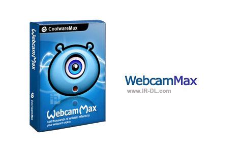 WebcamMax 8.0.6.6 نرم افزار جذاب مدیریت و افکت گذاری وبکم. دانلود از ایرانیان دانلود