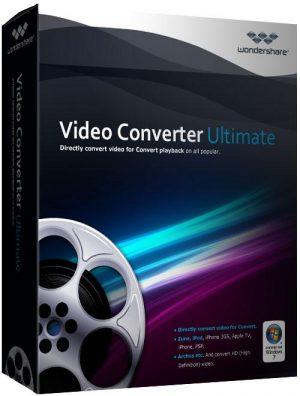 Wondershare Video Converter 10.0.0.42 مبدل فایل های ویدیویی. ایرانیان دانلود