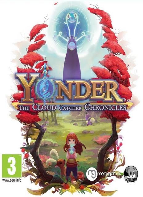 دانلود بازی Yonder The Cloud Catcher Chronicles برای PC با لینک مستقیم