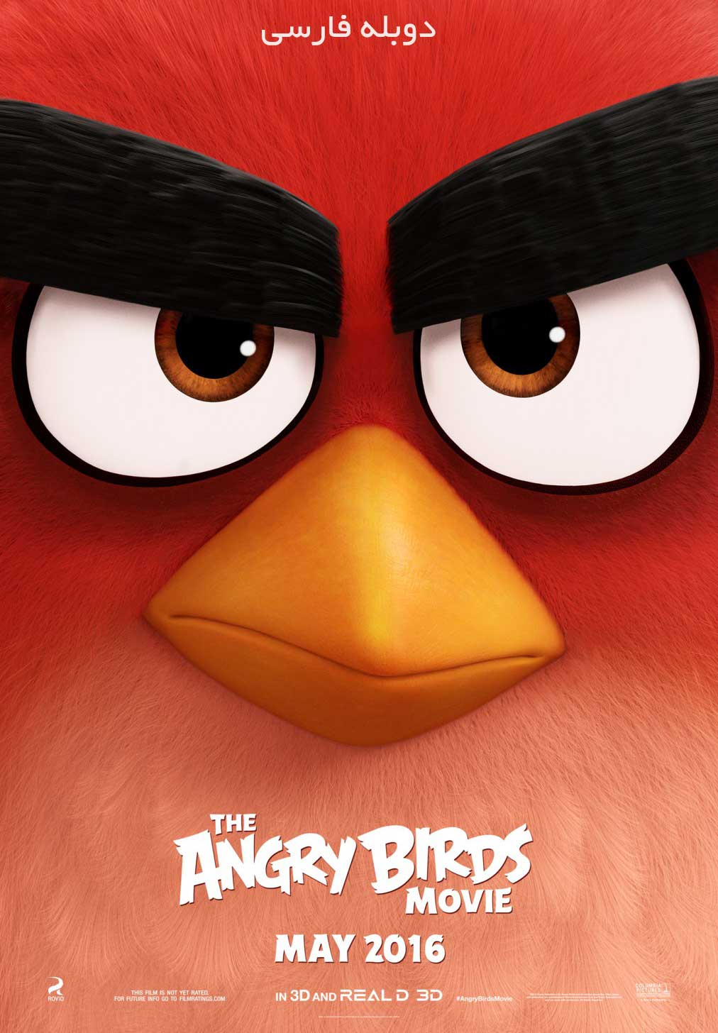 Angry birds 2016 - دانلود انیمیشن Angry birds 2016 با لینک مستقیم و به صورت رایگان