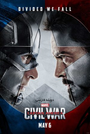 Captain America Civil War - دانلود فیلم Captain America Civil War دوبله فارسی
