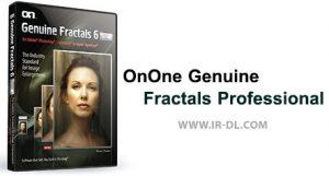 دانلود پلاگین فتوشاپ OnOne Genuine Fractals Professional جهت بزرگنمایی تصاویر