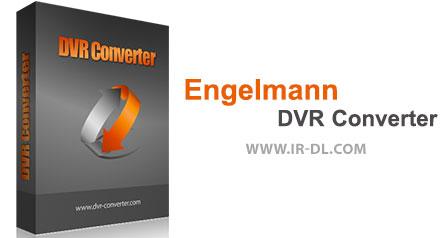 دانلود کانورتور Engelmann DVR Converter تبدیل کننده فایل های تصویری به همدیگر