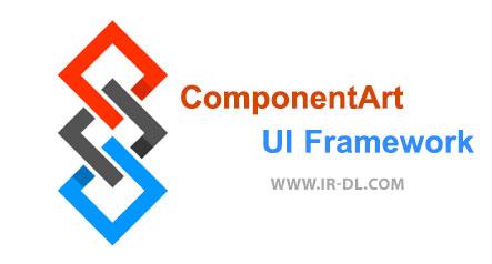 دانلود کامپوننت قدرتمند ComponentArt UI Framework برای برنامه نویسی