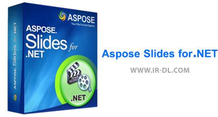 دانلود کامپوننت Aspose Slides for NET اصلاح و نوشتن سند پاورپوینت