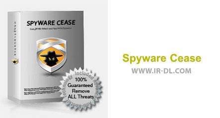 دانلود نرم افزار Spyware Cease 2011 حذف بدافزارها و برنامه های جاسوسی