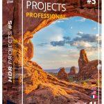 Franzis HDR Projects Elements 5.52.02653 ساخت تصاویر HDR. ایرانیان دانلود