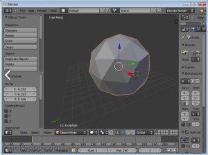 Blender نرم افزار تهیه تصاویر سه بعدی. Blender را از ایرانیان دانلود دریافت کنید