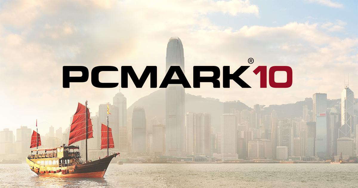 Futuremark PCMark 10 v1.0.1275 Professional نرم افزار تست عملکرد سیستم
