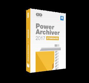 PowerArchiver 17.00.90 فشرده ساز قوی فایلها. PowerArchiver 17.00.90 دانلود کنید