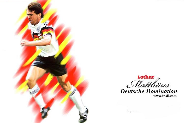 دانلود مستند Lothar Matthaus Deutsche Domination با لینک مستقیم