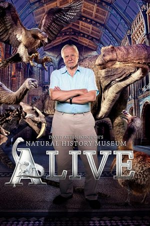 دانلود مستند David Attenboroughs Natural History Museum Alive با لینک مستقیم