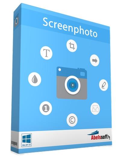 Abelssoft Screenphoto 2017 2.1 تصویر برداری از ویندوز و برنامه ها. دانلود رایگان