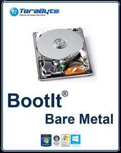 TeraByte Unlimited BootIt Bare Metal 1.39 مدیریت بوت و پارتیشن بندی سیستم