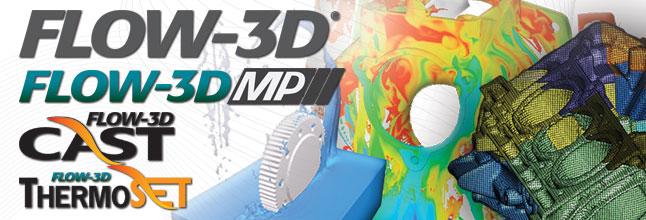 Flow Science FLOW-3D 11.2 Update 2 شبیه سازی جریان مایعات. دانلود رایگان