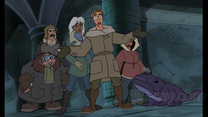 دانلود انیمیشن زیبای Atlantis Milos Return - دانلود انیمیشن زیبای Atlantis Milos Return دوبله فارسی