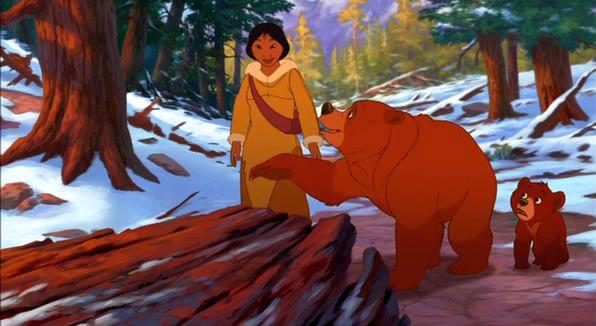 دانلود انیمیشن زیبای Brother Bear 2 - دانلود انیمیشن زیبای Brother Bear 2 خرس برادر 2 دوبله فارسی