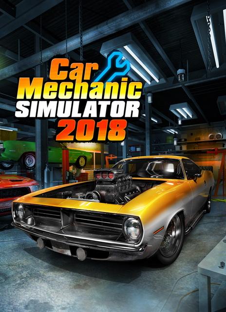 دانلود بازی Car Mechanic Simulator 2018 برای PC با لینک مستقیم