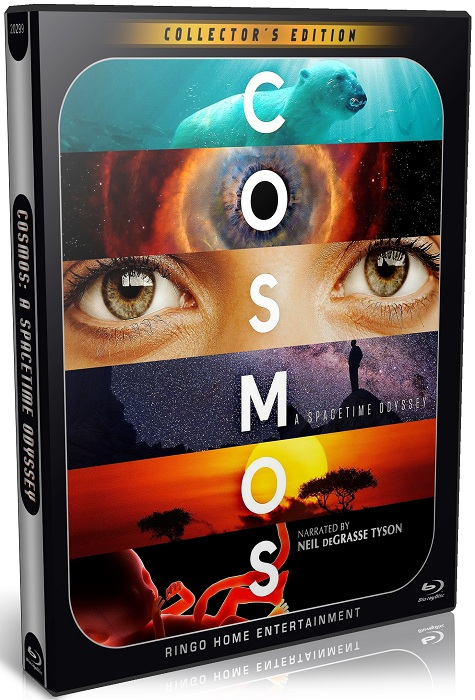دانلود مستند کیهان یک ادیسه فضایی - 2014 Cosmos A Spacetime Odyssey
