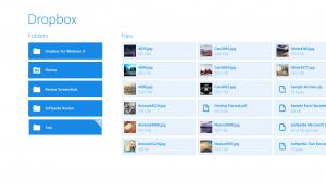 Dropbox نرم افزار فضای ابری رایگان. Dropbox را دانلود کنید
