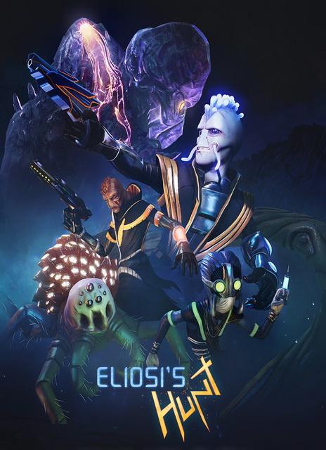 دانلود بازی اکشن و ماجرایی Eliosis Hunt برای PC با لینک مستقیم (نسخه HI2U)