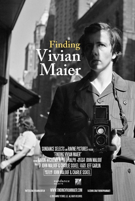 دانلود مستند در جستجوی ویویان مایر - Finding Vivian Maier 2013 با لینک مستقیم