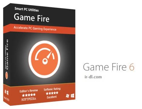 Game Fire Professional 6.2.3031 نرم افزار اجرای سریعتر بازی ها