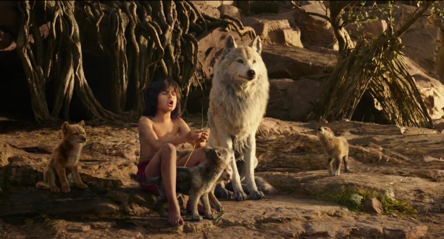 دانلود انیمیشن زیبای The Jungle Book - دانلود انیمیشن زیبای The Jungle Book دوبله فارسی
