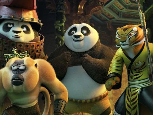 دانلود انیمیشن زیبای Kung Fu Panda 3 - دانلود انیمیشن زیبای Kung Fu Panda 3 دوبله فارسی