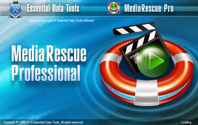 MediaRescue Pro 6.16 Build 1045 نرم افزار ریکاوری فایل های مالتی مدیا
