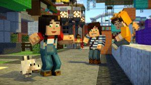 دانلود بازی ماجرایی Minecraft Story Mode Season Two Episode 2 برای PC