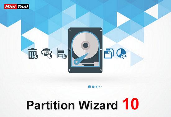 MiniTool Partition Wizard 10.2.2 مدیریت پارتیشن های ویندوز. ایرانیان دانلود