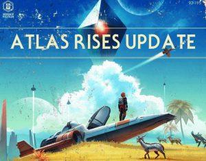 دانلود بازی اکشن و ماجرایی No Mans Sky Atlas Rises برای PC با لینک مستقیم