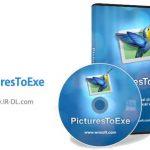 PicturesToExe Deluxe 9.0.11 تبدیل تصاویر به اسلاید شو. دانلود از ایرانیان دانلود