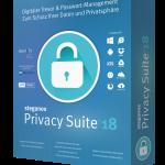 Steganos Privacy Suite 18.0.3 رمز گذاری و مخفی سازی اطلاعات. ایرانیان دانلود